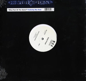 "Killah Priest - Whut Part Of The Part Game? (Single) 12"" Vinyl"