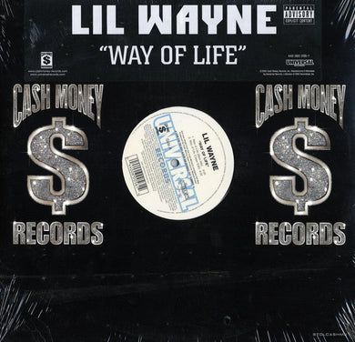 Lil Wayne - Way Of Life (Single) 12