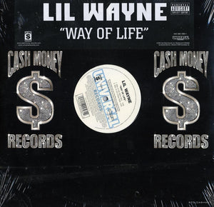 "Lil Wayne - Way Of Life (Single) 12"" Vinyl"