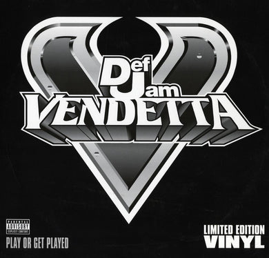 ***Limited Edition*** Def Jam Vendetta (CNN feat. M.O.P./Method Man) - Stompdash*Toutu (Vendetta)/Uh Huh Double 12