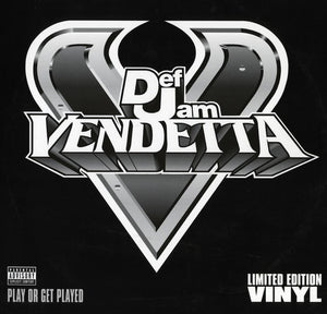 "Def Jam Vendetta (CNN feat. M.O.P./Method Man) - Stompdash Toutu (Vendetta)/Uh Huh [Double 12"" Vinyl]"