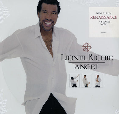 Lionel Richie - Angel (Remixes) 12