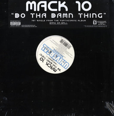 Mack 10 - Do Tha Damn Thing (Single) 12