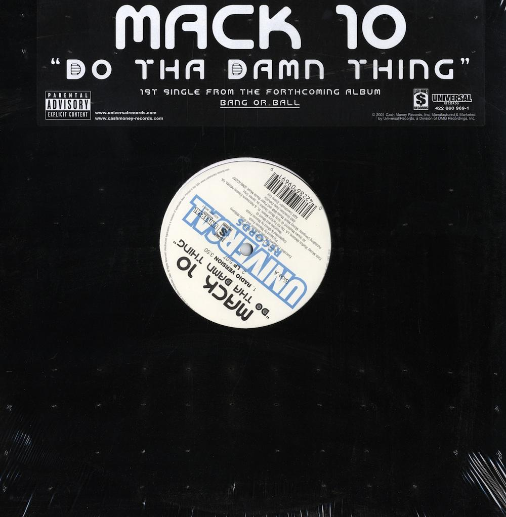 Mack 10 - Do Tha Damn Thing (Single) [12
