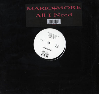 Mario + More - All I Need (Single) 12