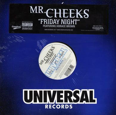 Mr. Cheeks - Friday Night  (Single) 12