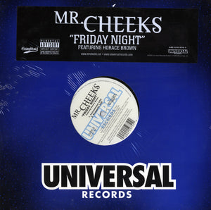 "Mr. Cheeks - Friday Night  (Single) [12"" Vinyl]"