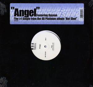 "Shaggy - Angel (Single) 12"" Vinyl"