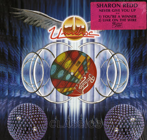 "Sharon Redd - Never Give You Up/You're A Winner/Liar On The Wire (12"" Vinyl)"
