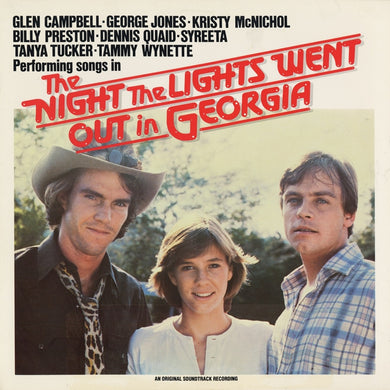 Various Artists - The Night the Lights Went out in Georgia