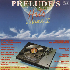 Various Artists - Prelude's Greatest Hits, Vol. 6