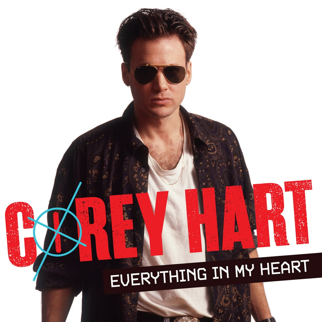 Corey Hart - Everything In My Heart