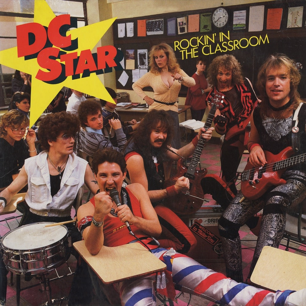 DC Star - Rockin' in the Classroom