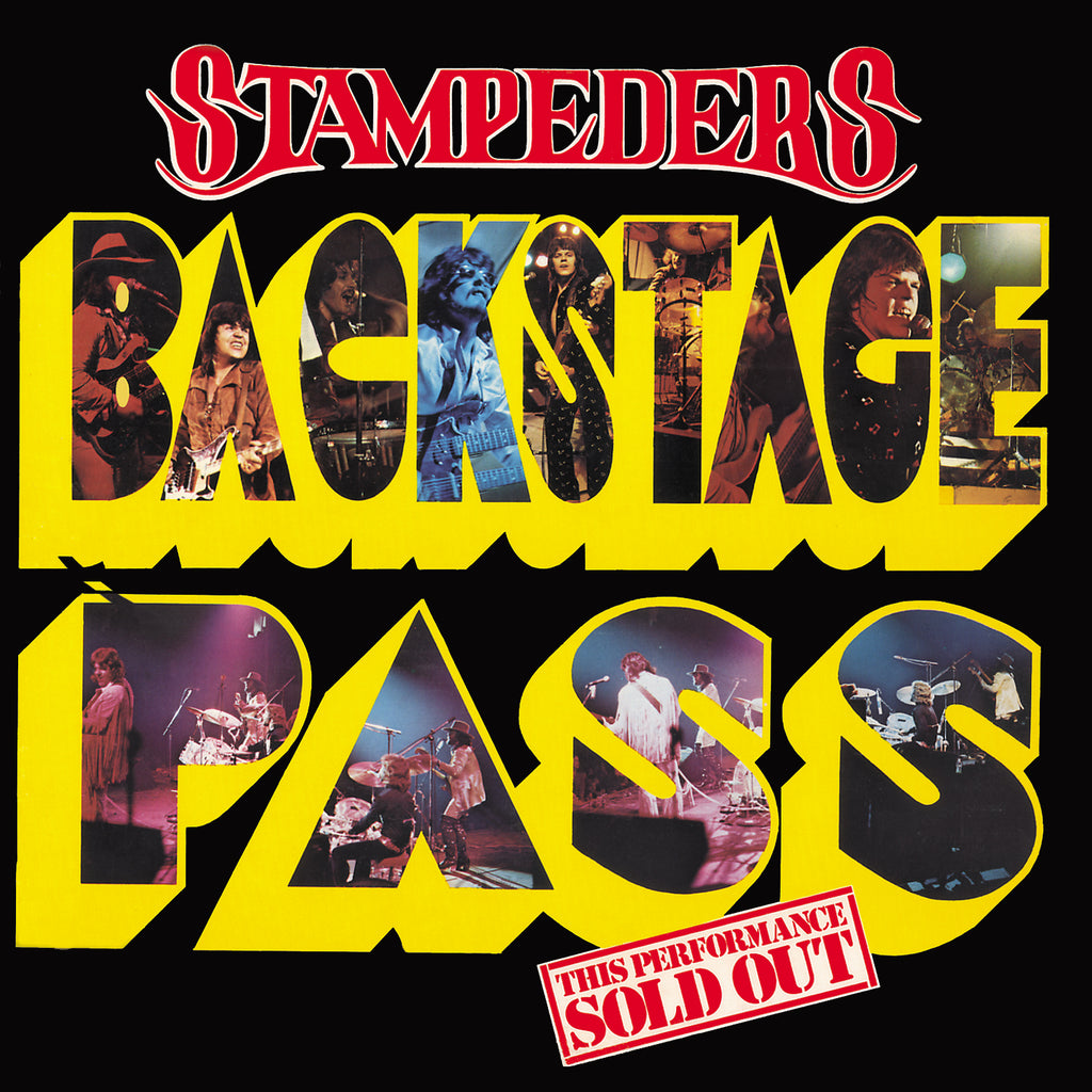 Stampeders - Backstage Pass (Live)
