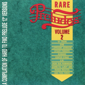 Various Artists - Rare Preludes, Vol. 2