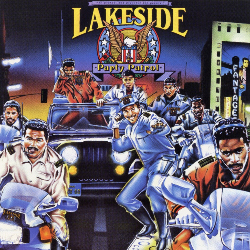 Lakeside - Party Patrol