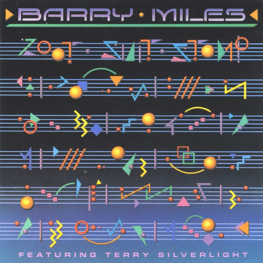 Barry Miles - Zoot Suit Stomp (feat. Terry Silverlight)