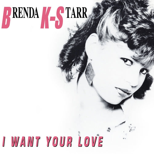 Brenda K. Starr - I Want Your Love