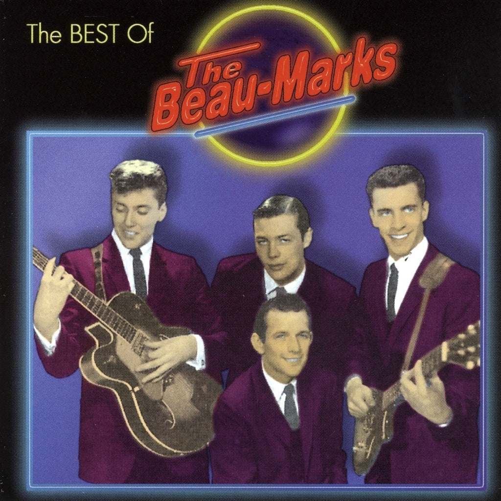 The Beau-Marks - The Best of the Beau-Marks