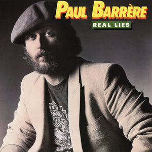 Paul Barrere - Real Lies