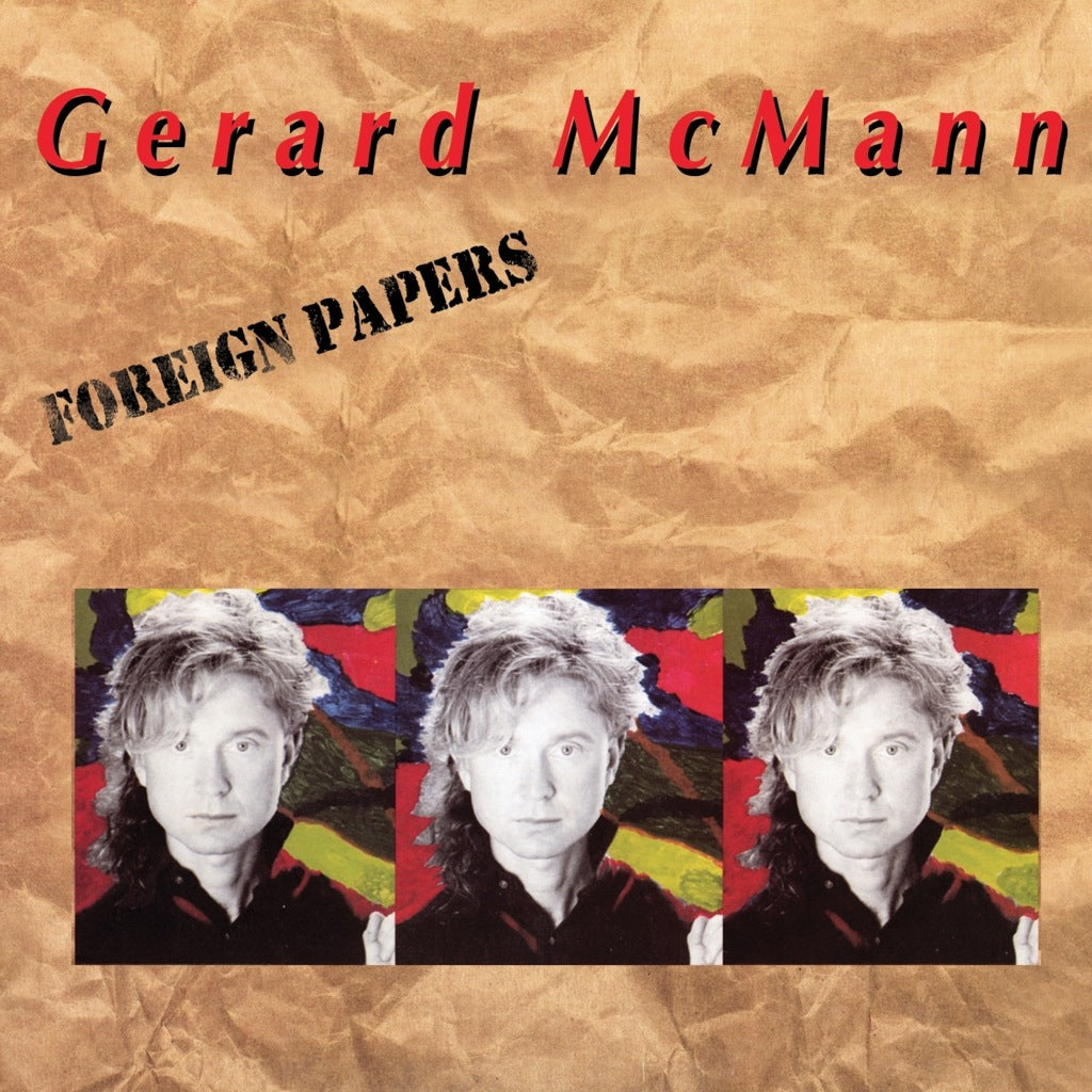 Gerard McMann - Foreign Papers