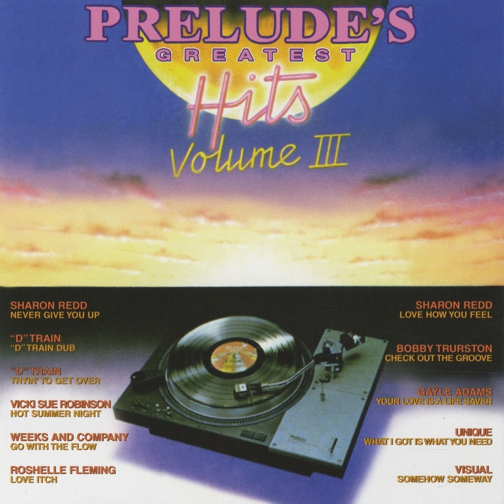 Various Artists - Prelude's Greatest Hits, Vol. 3