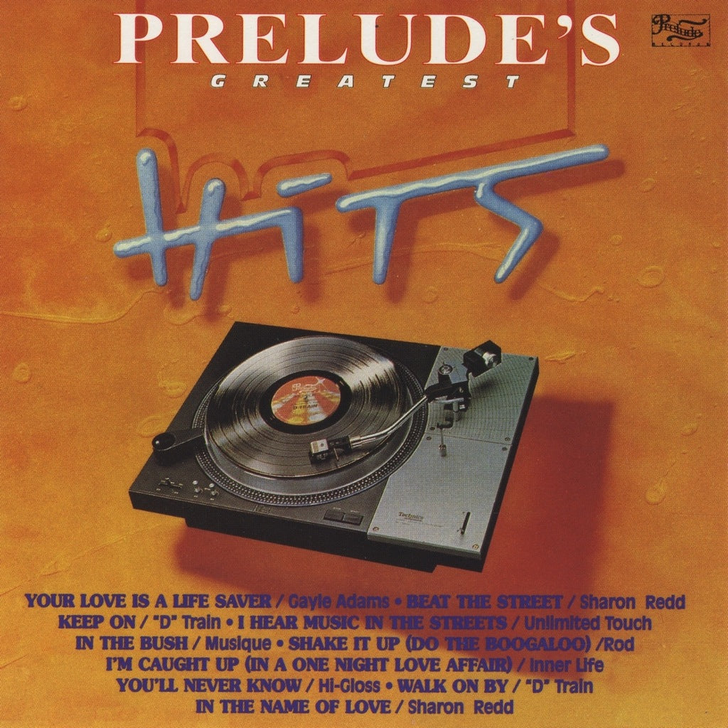 Various Artists - Prelude's Greatest Hits, Vol. 1