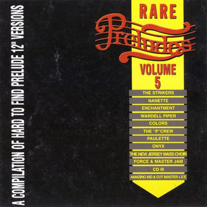 Various Artists - Rare Preludes, Vol. 5