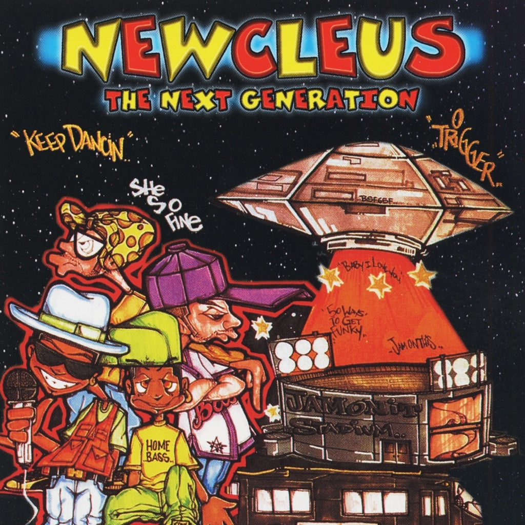 Newcleus - The Next Generation