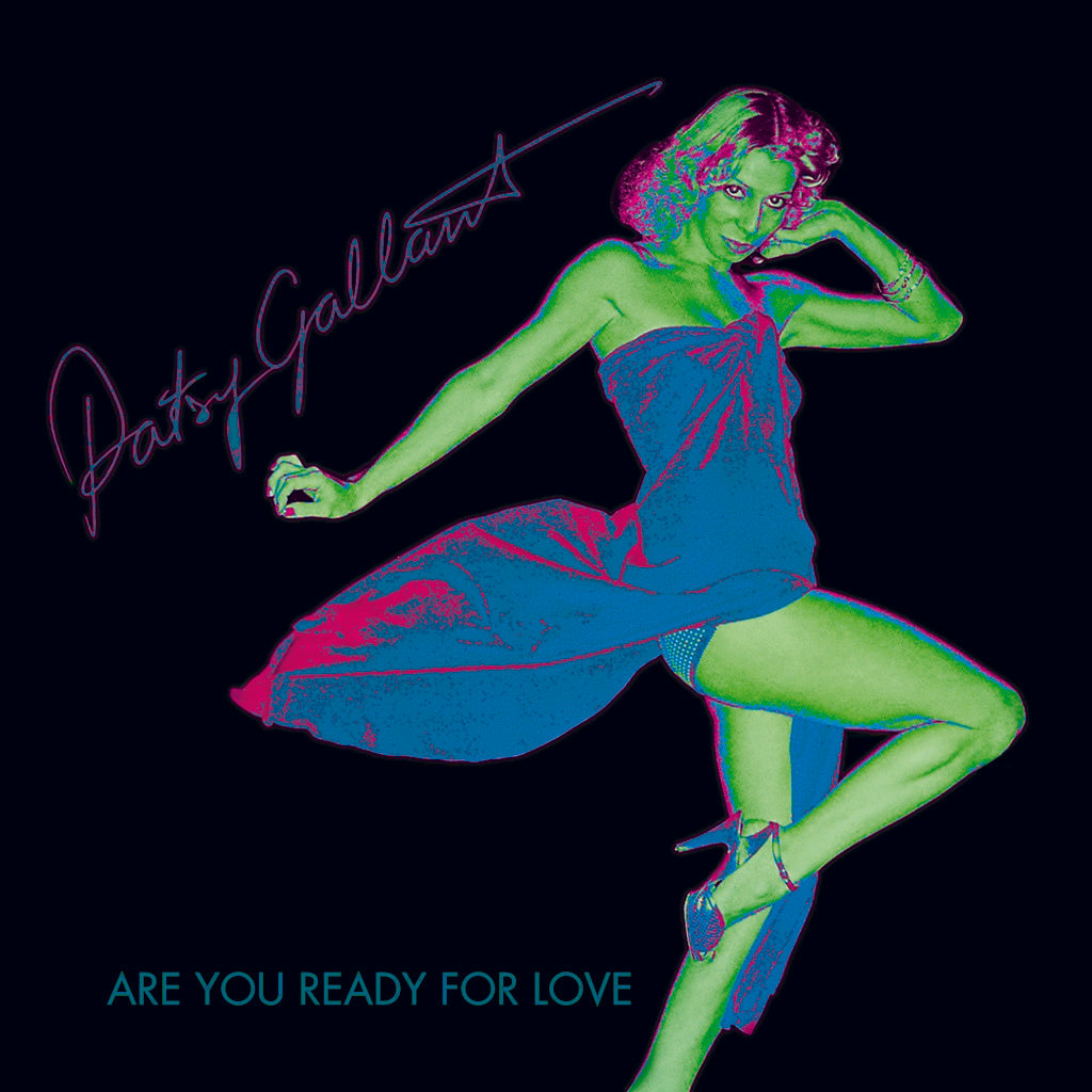 Patsy Gallant - Are You Ready for Love