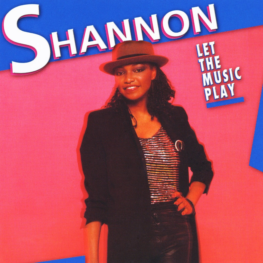 Shannon - Let The Music Play