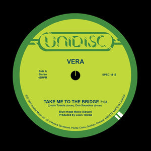 Vera - Take Me to the Bridge / Jumpin' (Get Hot, Hit the Spot)