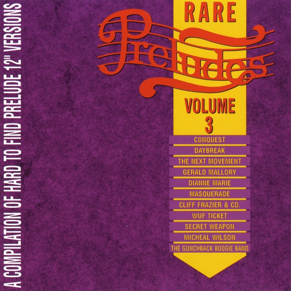 Various Artists - Rare Preludes, Vol. 3