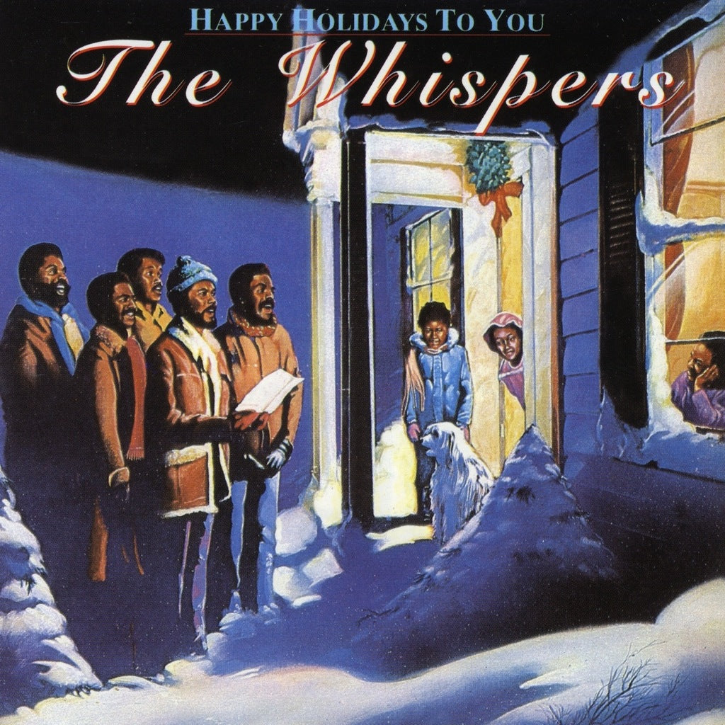 The Whispers - Happy Holidays to You