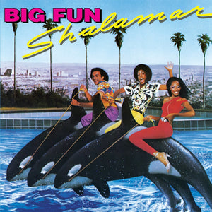 Shalamar - Big Fun