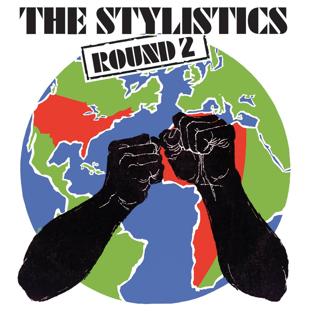 The Stylistics - Round 2