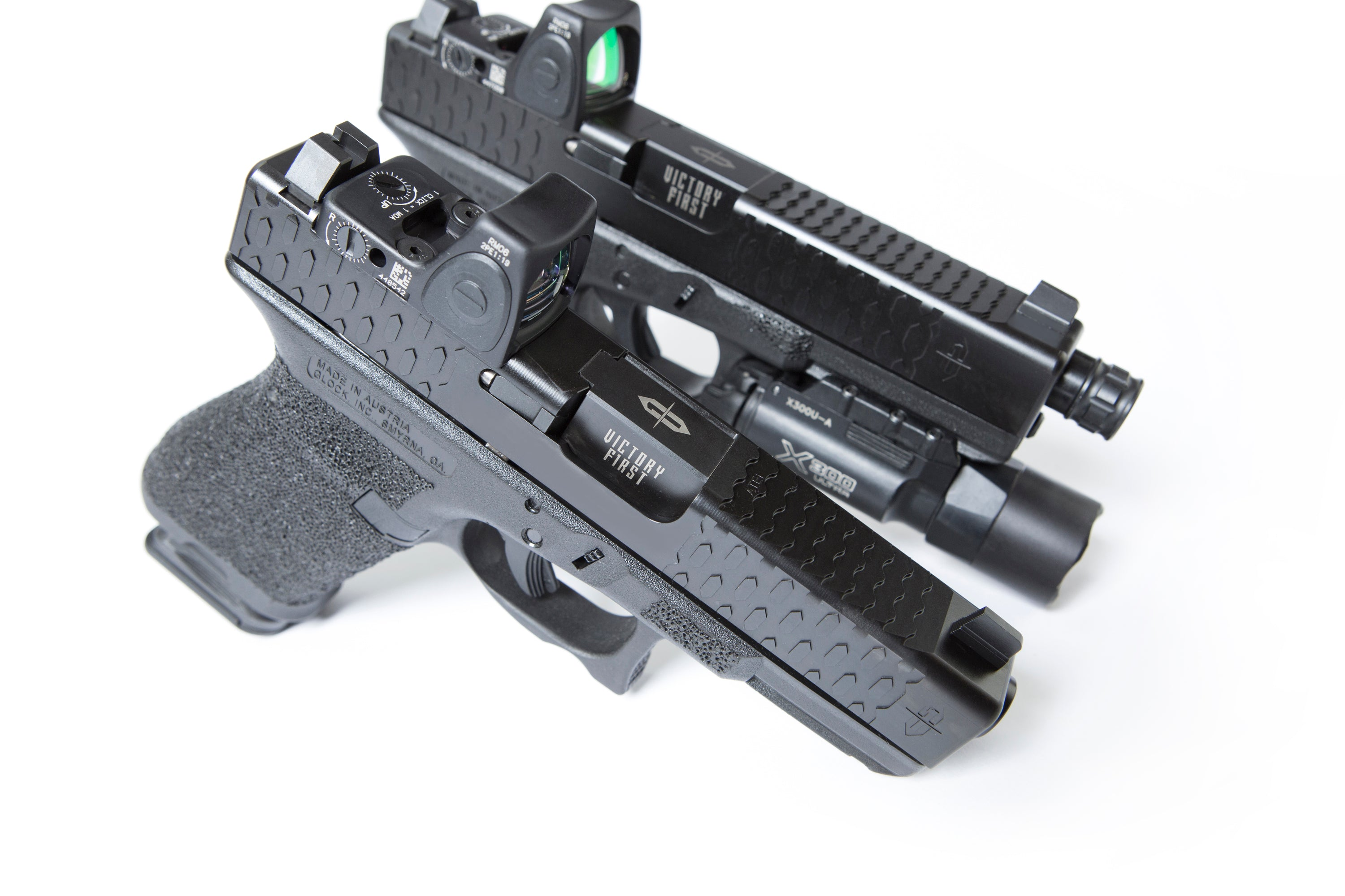 Victory First / ATEi Complete match Glock slide