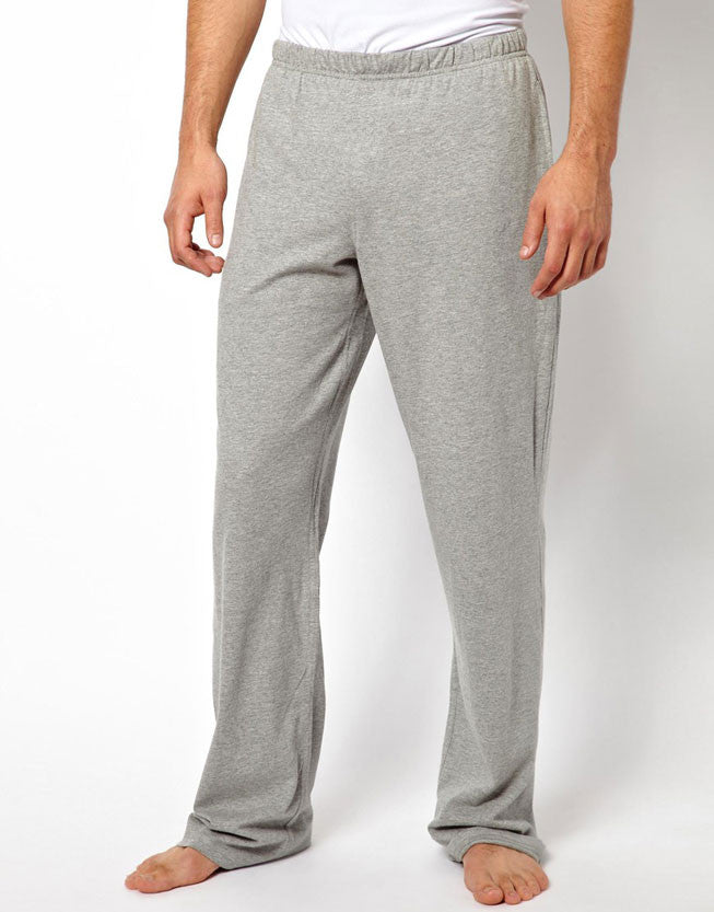 Men's French Terry Cotton Lounge Pants