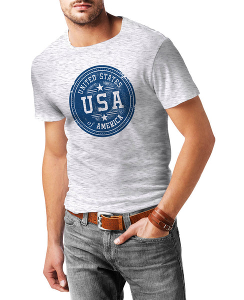 "Vintage ""USA"" Patriotic T-Shirt"