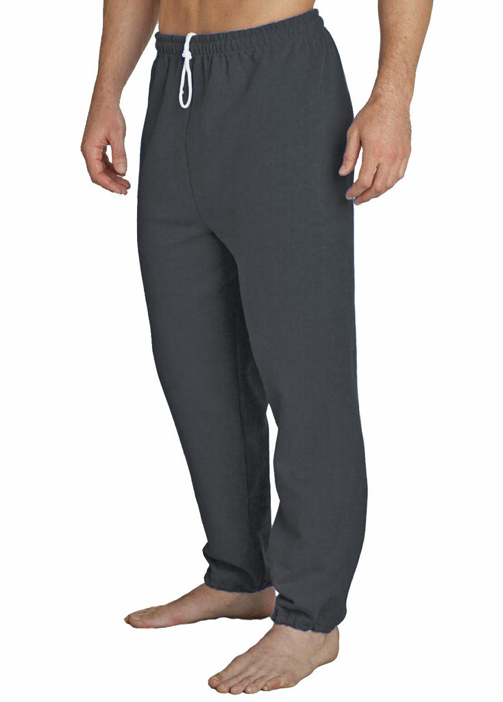 Sweatpants for Men. Kick back and relax in Men's Sweatpants from Kohl's. Sweatpants for Men are essential for your everyday wardrobe. Kohl's offers many different styles and types of men's sweatpants, like men's adidas sweatpants, men's tapered sweatpants, and men's Nike sweatpants.