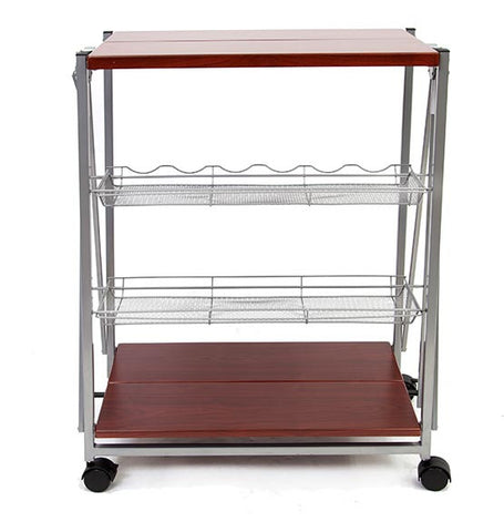 Folding Kitchen Cart  RBT-09