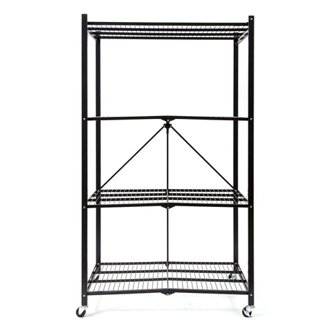 4 tier shelf with wheels  R1407W