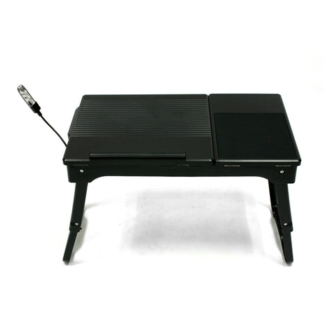Mini Laptop Desk with LED USB port  RCTL-02
