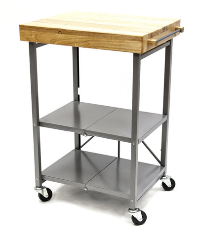 Butcher Block Kitchen Cart   RBT-02