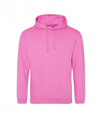 Candyfloss Pink AWDis Hoodie (JH001)