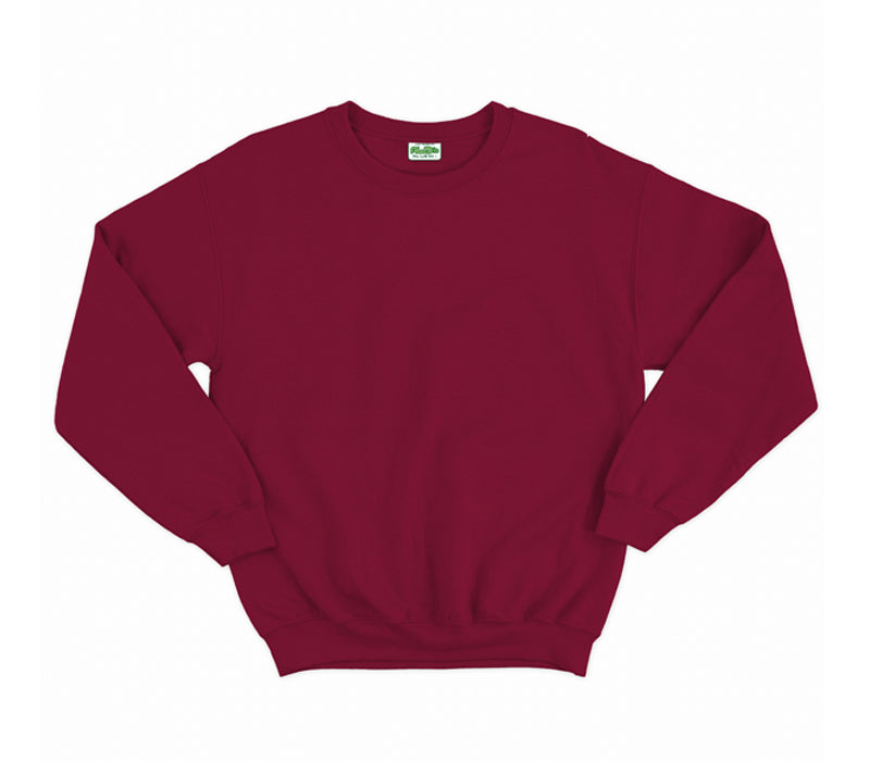 Chilli Red AWDis Adult Sweatshirt