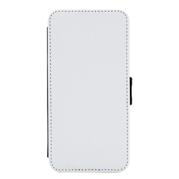 Samsung Galaxy Faux Leather Wallet Sublimation Case