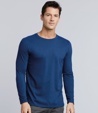 Gildan Softstyle Long Sleeve Adult T-Shirt