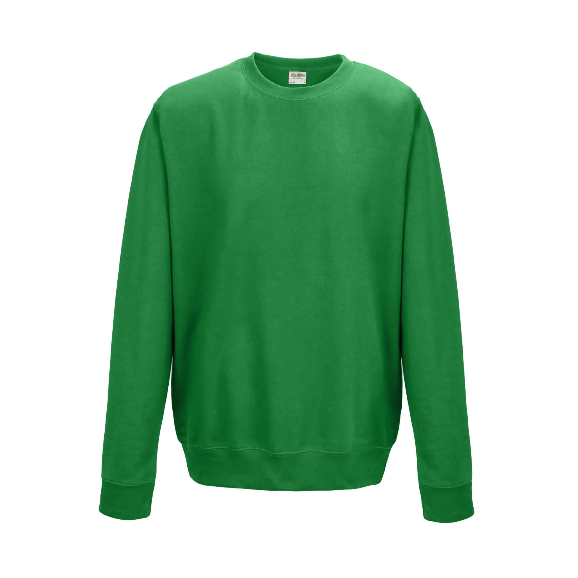 Kelly Green AWDis Sweatshirt (JH030)