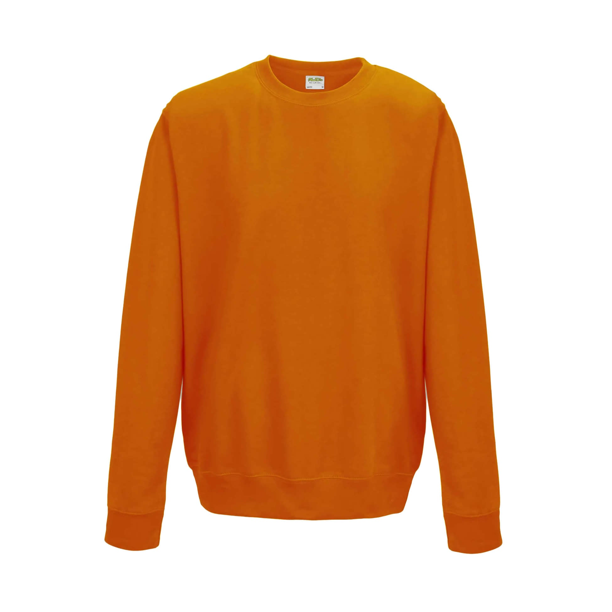 Orange Crush AWDis Sweatshirt (JH030)